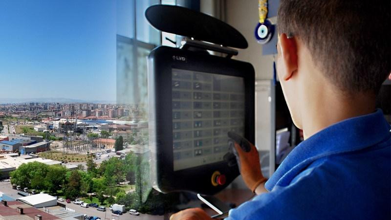 OSTİM OSB'de Üretime Devam: Mart'ta Rekor Elektrik Tüketimi