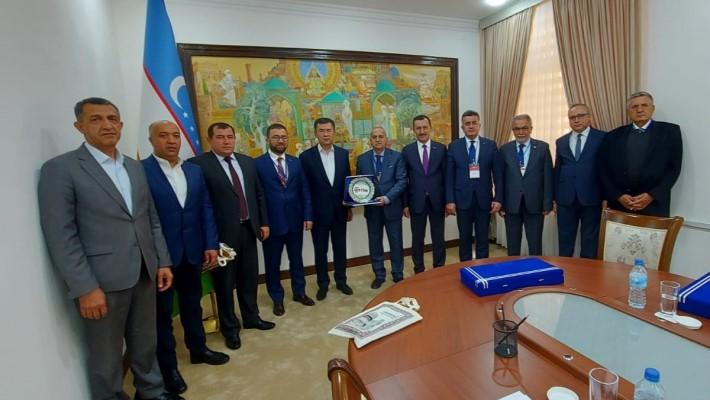 Samarkand Adopted the Model of OSTİM Technical University