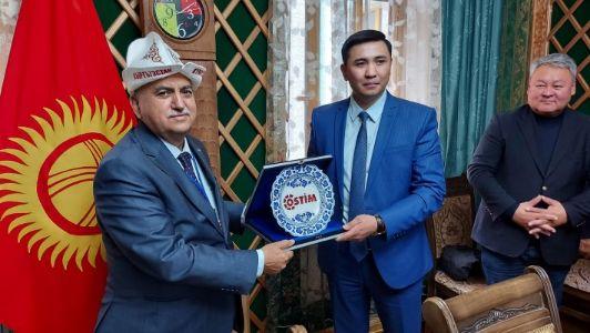 Kırgızistan'da 180 Milyonluk Pazara Açılma Fırsatı
